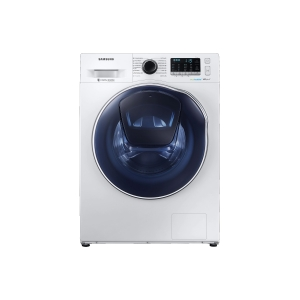 Narrow washing machines