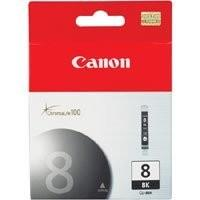 INK CARTRIDGE BLACK CLI-8BK/0620B001 CANON