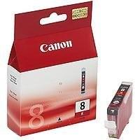 INK CARTRIDGE RED CLI-8R/0626B001 CANON