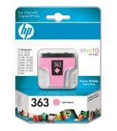 INK CARTRIDGE L.MAGENTA NO.363/5.5ML C8775EE HP