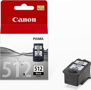 INK CARTRIDGE BLACK PG-512/2969B001 CANON