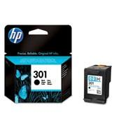 INK CARTRIDGE BLACK NO.301/3ML CH561EE HP
