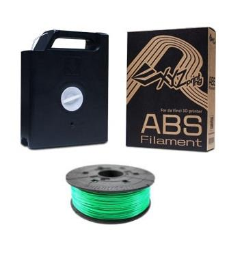PRINTER 3D ACC FILAMENT ABS/GREEN RF10XXEUZWK XYZPRINTING