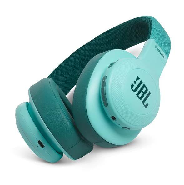 53aba4ae9a2 HEADPHONES BLUETOOTH E55BT/TEAL JBL - Electronic Marketplace