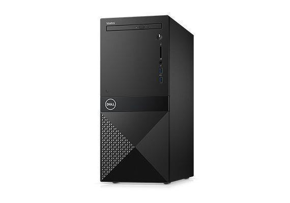 PC | DELL | Vostro | 3670 | Business | Tower | CPU Core i7 |