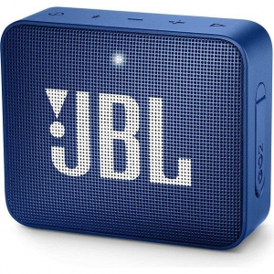 Portable Speaker|JBL|GO 2|Portable/Waterproof/Wireless|1xMicro-USB|1xStereo jack 3.5mm|Bluetooth|Blue|JBLGO2BLU