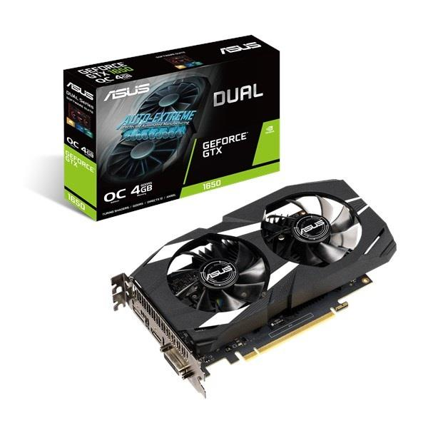 Graphics Card | ASUS | NVIDIA GeForce GTX 1650 | 4 GB | 128 bit