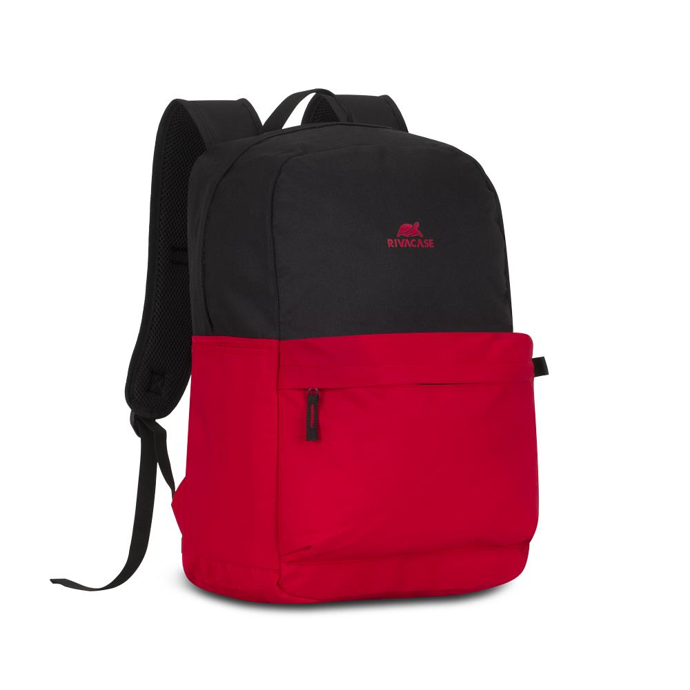 "NB BACKPACK MESTALLA 15.6""/5560 BLACK/PURE RED RIVACASE"