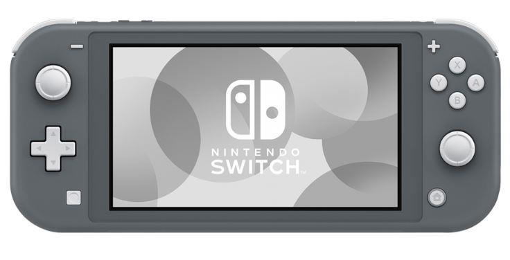 CONSOLE SWITCH LITE/GREY 10002595 NINTENDO