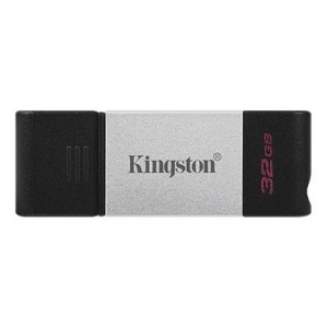 MEMORY DRIVE FLASH USB3.2 32GB/DT80/32GB KINGSTON