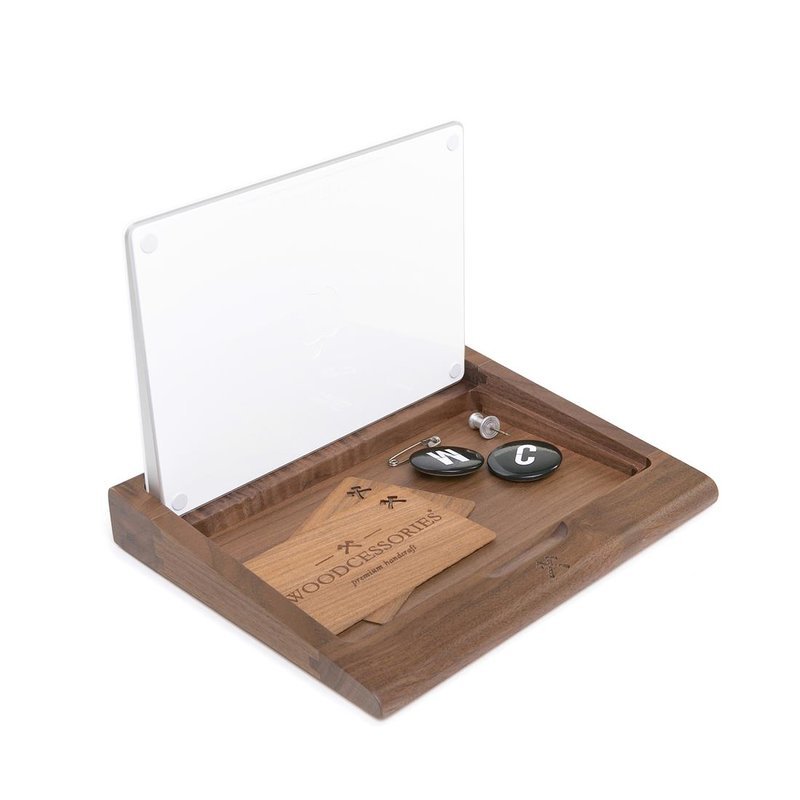 Woodcessories EcoTray Magic Trackpad Try Walnut eco151