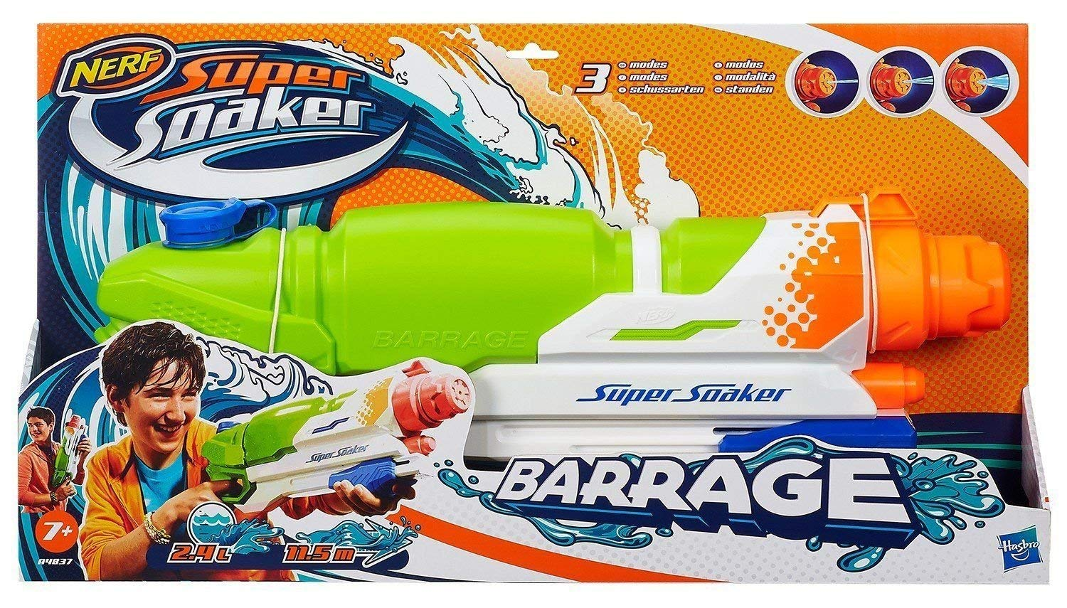 Nerf Super Soaker Toy A4837