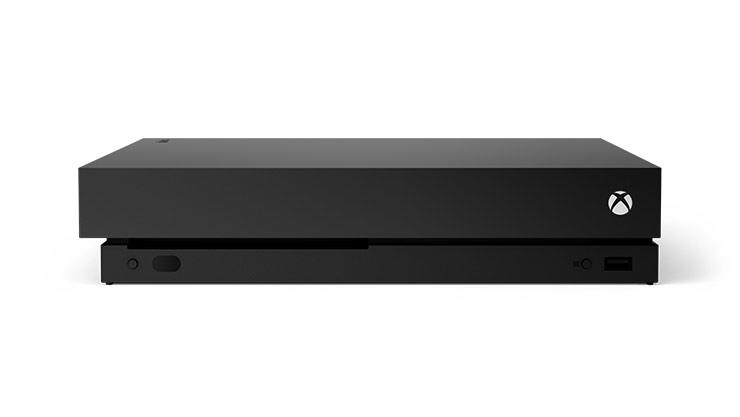 Microsoft Xbox One X 1TB black + Fallout 76 - Electronic Marketplace