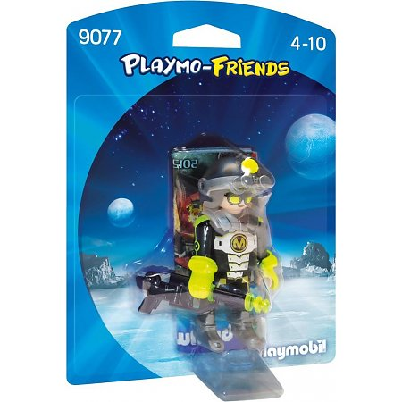Playmobil 9077 Collectable Playmo-Friends Mega Masters Spy