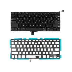 44b0b2e84da Green Cell Backlit Keyboard for Apple MacBook A1278