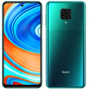 Xiaomi Redmi Note 9 Pro Dual 6+64GB tropical green