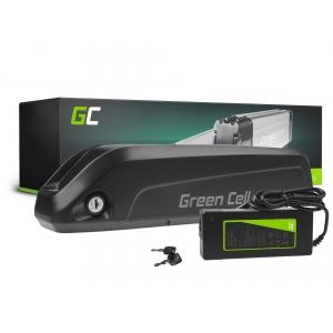 Ladegerät E-Bike Akku 36V 12Ah Li-Ion Elektrofahrrad Down Tube Batterie